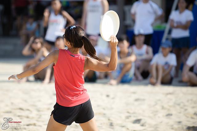 Ultimate Frisbee - 011