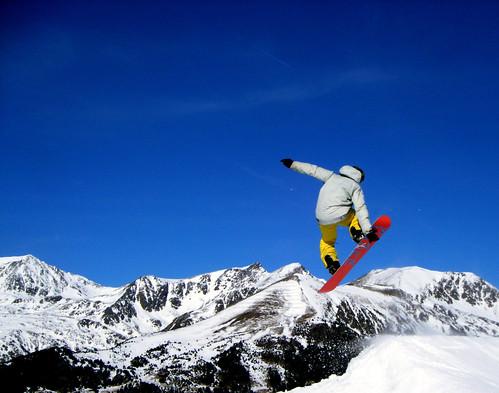 Alojamientos, rutas y deportes de Andorra