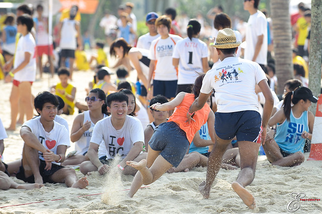 Beach Touch Rugby - 002
