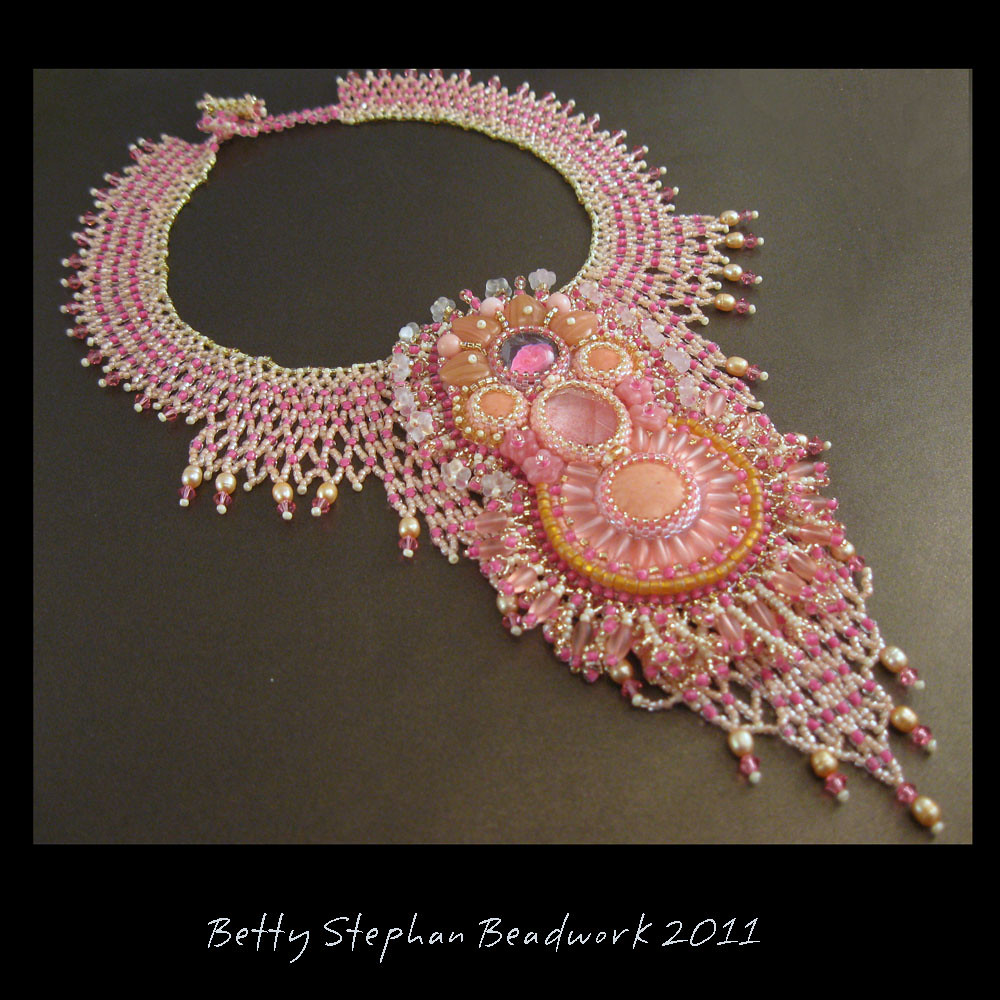 Necklace of Pink