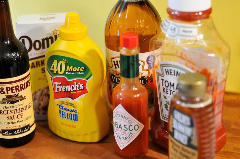 South Carolina Mustard Barbecue Sauce