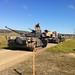 Tank platoon, Iron Fist 2011 exercises.