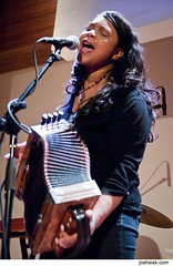 Rosie Ledet & the Zydeco Playboys.