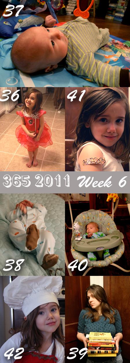 365 2011 Week 6
