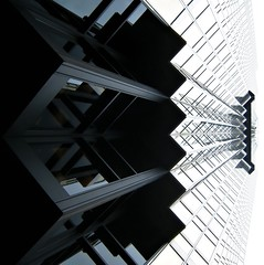 Capo Tasto (Kozology (away here and there)) Tags: toronto abstract building architecture canon cleaners jagged rbc frozenmusic kozology capotastoguitarclamp icecoldnotes