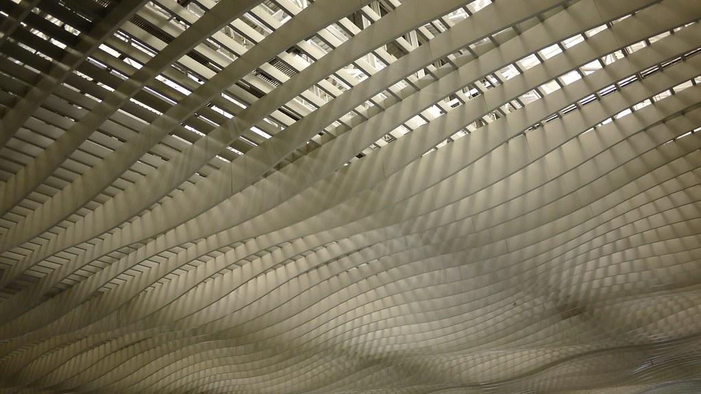 Terminal 2 Ceiling