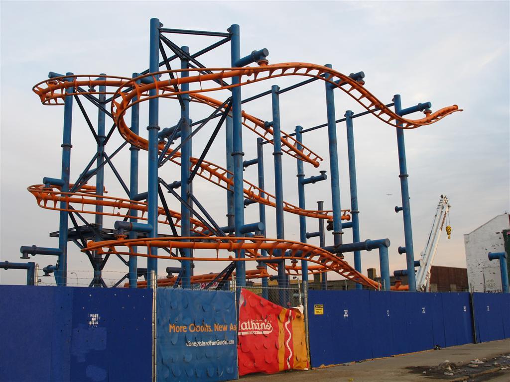 Coney Island Redevelopment