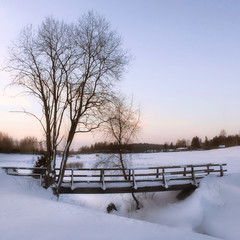 Wooden Bridge (Raf - Storyteller) Tags: bridge trees winter snow tree sunrise finland snowy woodenbridge ohhh wintry finegold greatphotographers rockpaper atsunrise flickrdiamond heartaward platinumheartaward superstarthebest magicunicornverybest magicunicornmasterpiece coppercloudsilvernsun leuropepittoresque mygearandme mygearandmepremium mygearandmebronze mygearandmesilver mygearandmegold mygearandmeplatinum mygearandmediamond natureskingdom greatestphotographers rockpaperexcellence fineplatinum finesociety rememberthatmomentlevel1 rememberthatmomentlevel2 rememberthatmomentlevel3 fotografasenmarcargrupo8 vigilantphotographersunite vpu2 vpu3 vpu4 vpu5 vpu6 vpu7 vpu8 vpu9 vpu10