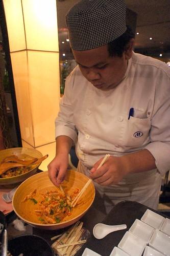 Sarawak cuisine by guest chef- Paya Serai-10