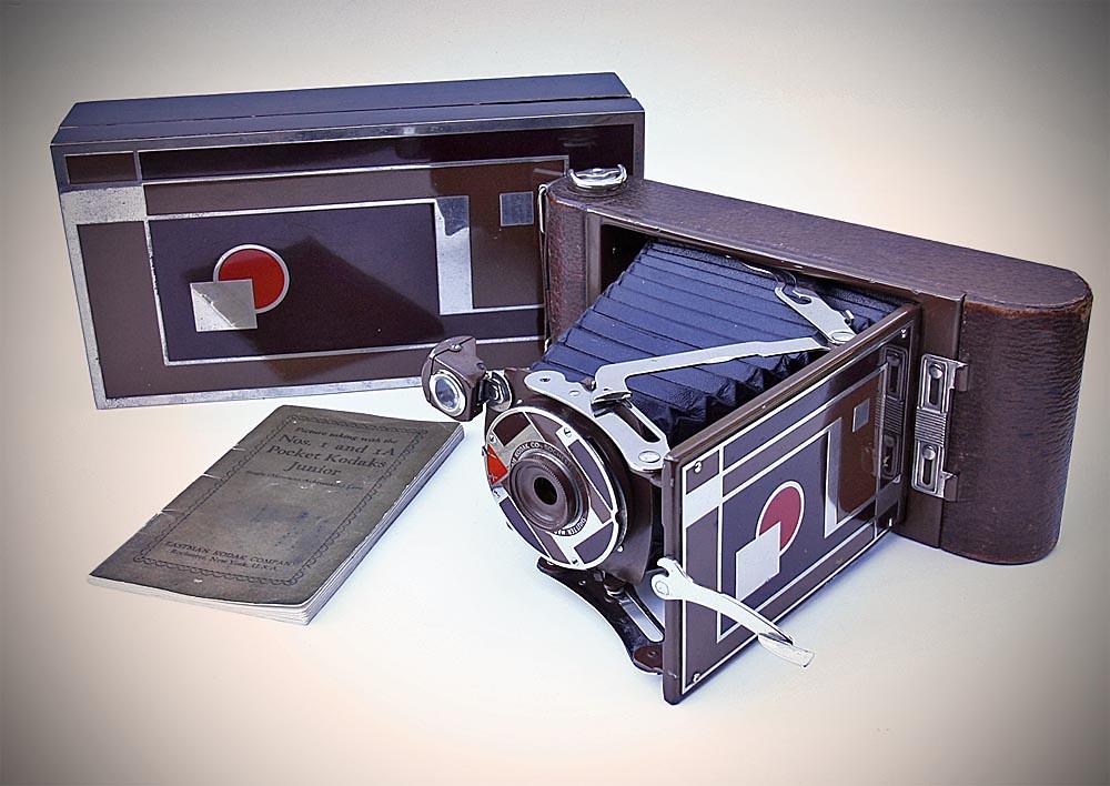 Kodak No.1A Gift Camera