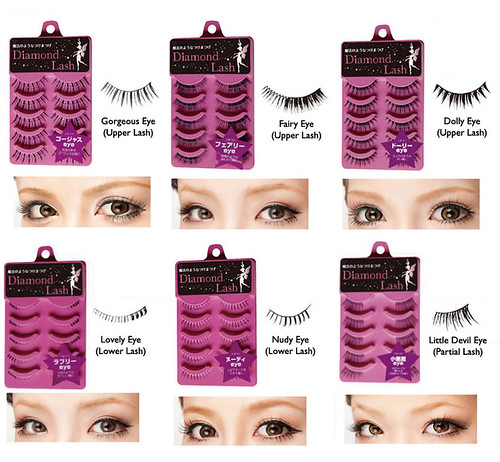 Diamond Lash First Series