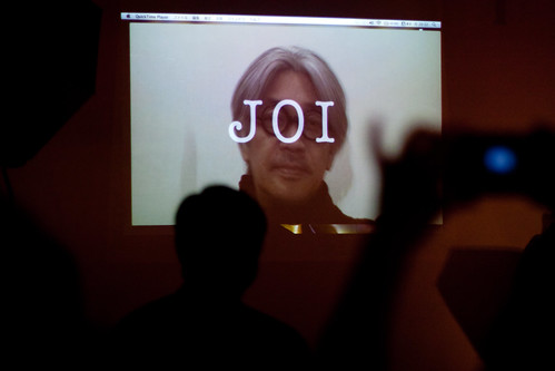 Joi Ito Surprise Party