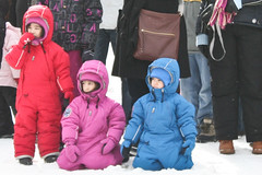 Snowsuit up!