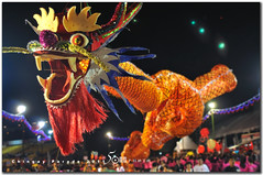chingay parade 2011 -  the big dragon (fiftymm99) Tags: street people festival flying singapore dragon performance parade celebration colourful chingay colouful 2011 nikond300 fiftymm99