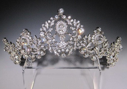 Royal Bridal Tiara by Bridal Styles Boutique, New York