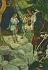 Lambs Skakespeare-Erzählungen / Bild 19 (micky the pixel) Tags: illustration vintage buch book livre williamshakespeare charleslamb cymbeline cunobelinus lambsshakespeareerzählungen