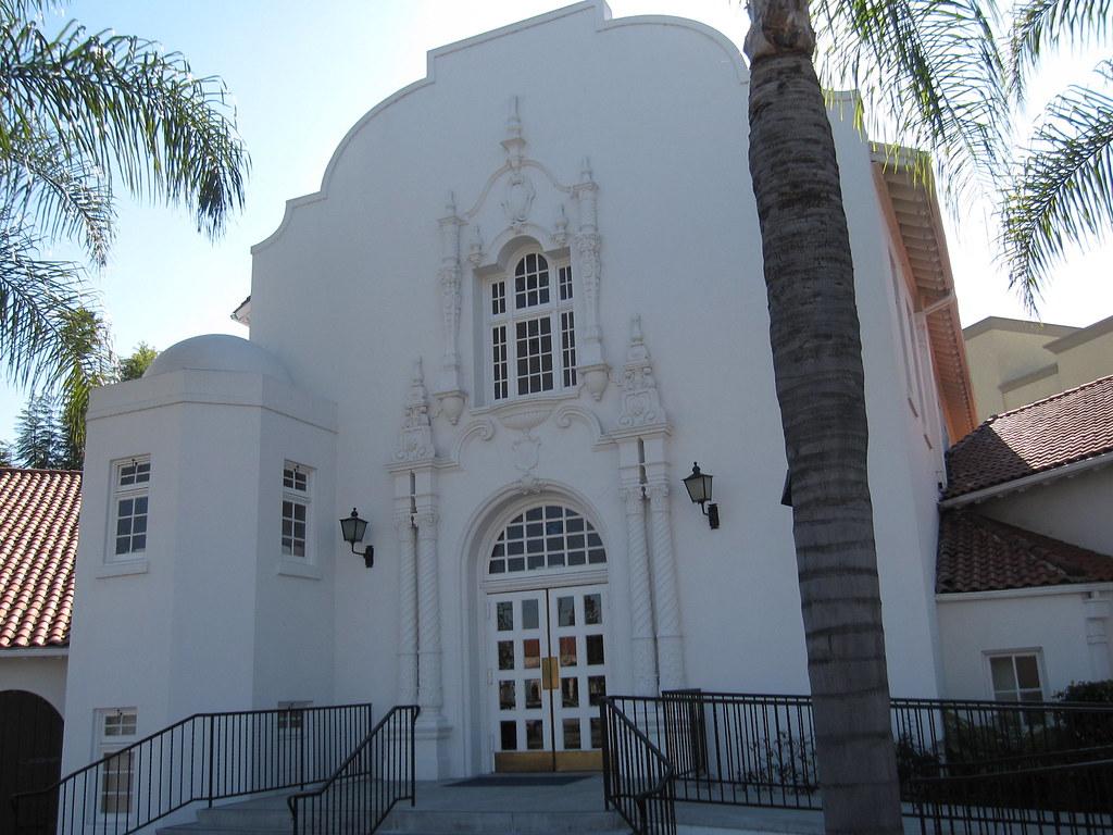 First Church of Christ, Scientist, Fullerton, CA