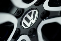 VW Wheel (Joshishi) Tags: auto show chicago cars vw golf volkswagen illinois gti 2011 105mmf28dmicro