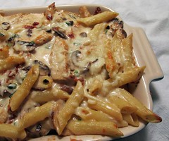 Creamy Penne Chicken