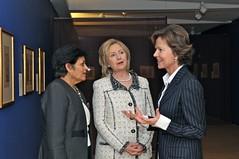 5474100067 edc1404e06 m Secretary of State Hillary Rodham Clinton at Asia Society