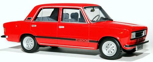 Ottomobile Seat 124 2000
