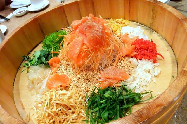 Salmon Yee Sang