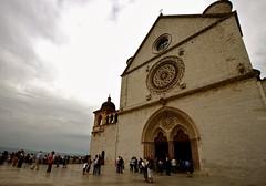 Assisi Basilica San Franscesco (Guido Havelaar) Tags: italien basilica assisi umbria 意大利 umbrie bellaitalia италия italiantourism italiaturismo turismoitaliano