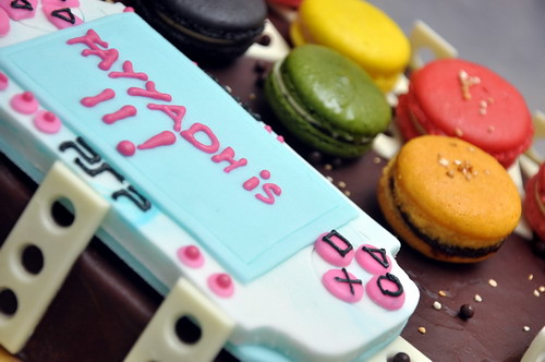 PSP Biirthday cake2