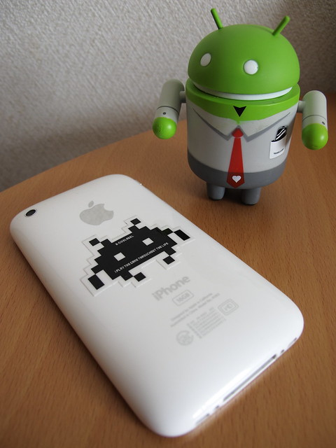 google smartphone android 3gs iphone
