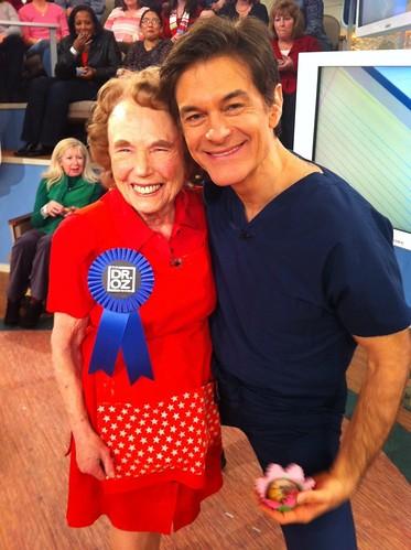 Marjorie on Dr. Oz 2/28/2011
