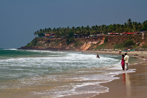 The North Cliff, Varkala