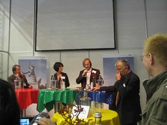 Visitenkartenparty Start-Messe Essen 14.11