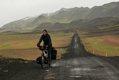 Second day bis (ilpinz) Tags: bicycle iceland islanda
