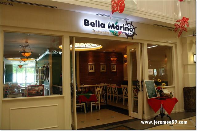 Bella Marino @ Straits Quay