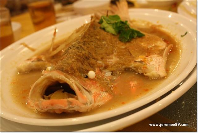 Hei Yeong Seng Chinese Restaurant - Steam Fish Nonya Style