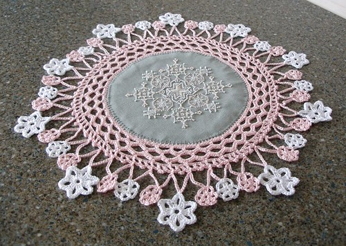 Starflake Lace