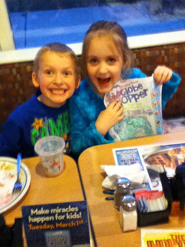 friends in IHOP