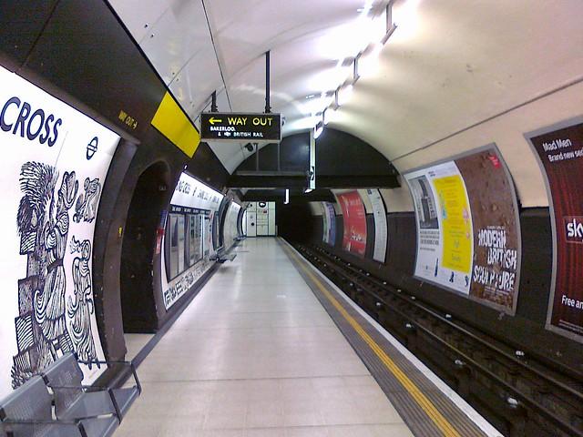 Charing Cross Underground