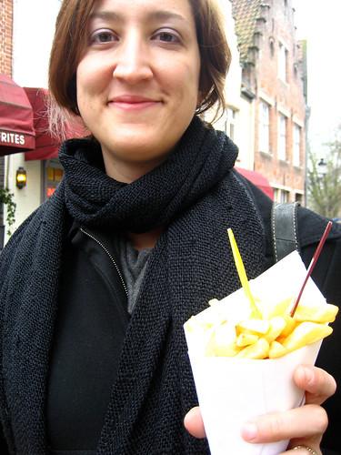 Jessica's frites