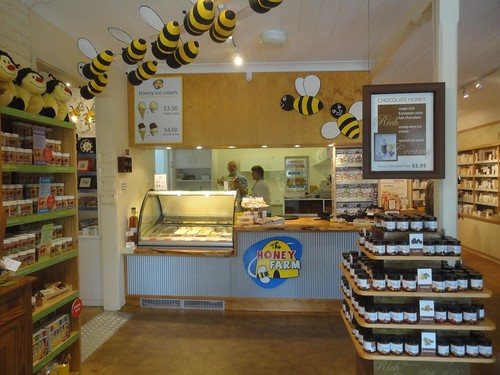 Melita Honey Farm, Chudleigh, Tasmania