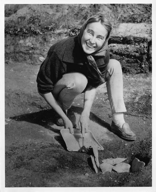 Anne Stine Moe Ingstad (1918-1997)