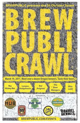 BrewPubliCrawl
