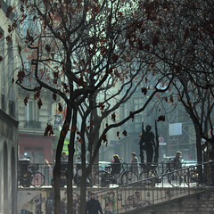 Mihai Eminescu's Statue ~ Rue des Ecoles ~ Paris ~ MjYj (MjYj) Tags: paris newspaper official romania poet editor conservativeparty romanian moldova celebrated eveningstar satires img5824 timpul mihaieminescu bestknown luceafrul mostinfluential ionvlad scrisori mjyj mjyj rueecoles stjeandebeauvais mihaileminovici lateromanticpoet odnmetruantic odeinancientmeter junimealiterarysociety