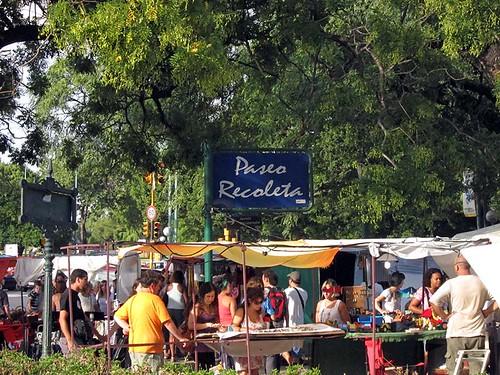 Markt Recoleta