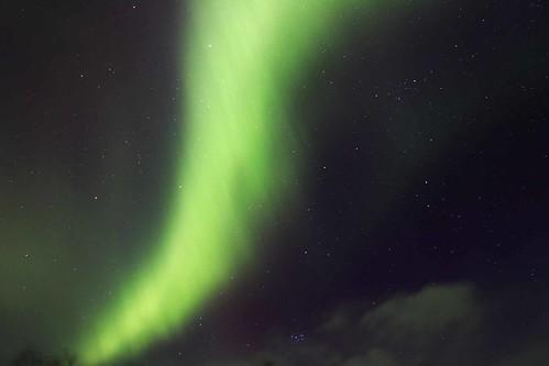 フリー写真素材, 自然・風景, 夜空, オーロラ, スウェーデン,