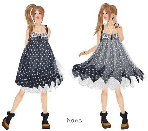 :NuDoLu: Robe de fillette Bonbons