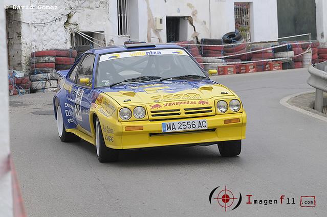 """""""subida Algar 2010"""" """"Armando diaz"""" """"Opel Manta 400"""""""