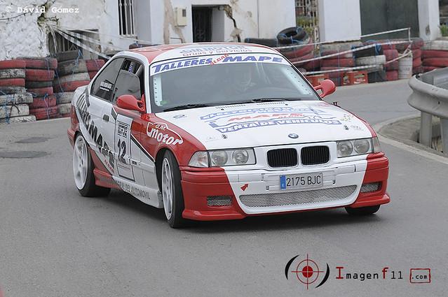 """subida Algar 2010"" ""BMW m3"""