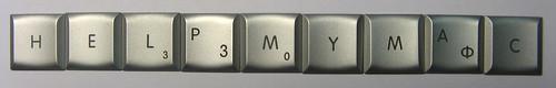 Кнопки MacBook