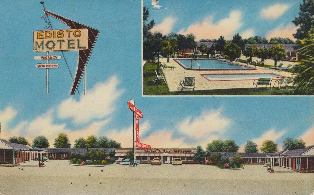 Edisto Motel - Orangeburg, South Carolina